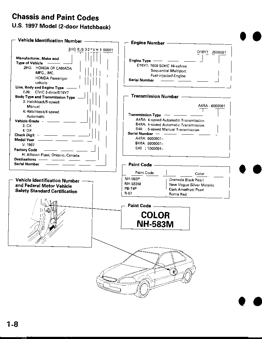 honda civic service manual 1996 2000 downloads hondahookup com rh  hondahookup com honda civic 1996 service manual pdf honda ...