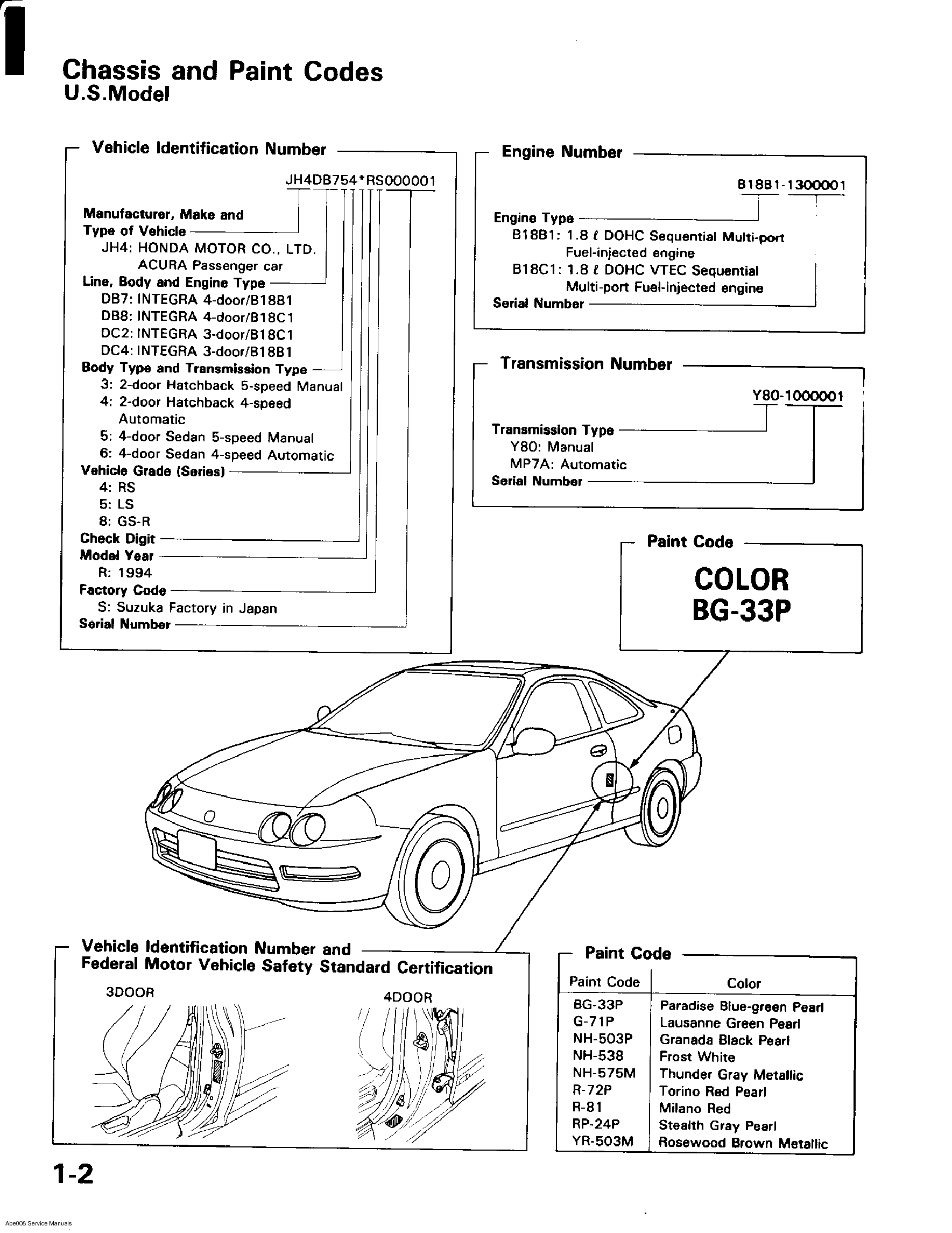 acura integra service manual 1994download free software