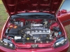 Engine Civic Ex 94