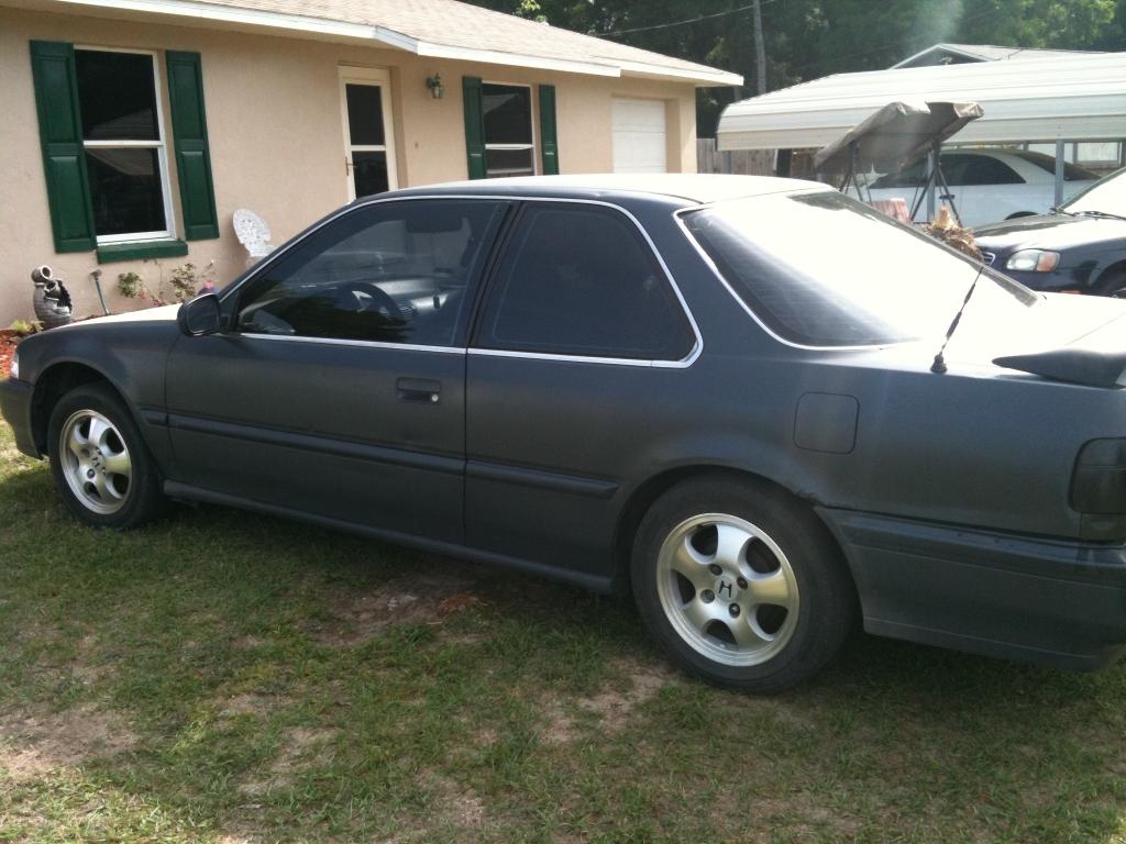 My 91 Honda Accord