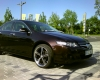 German Honda Accord 2.0 L 155 PS