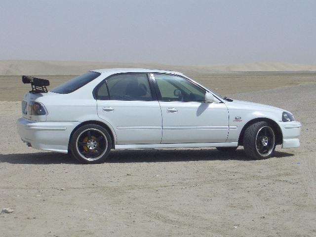 HOnda Civic 97 VTi