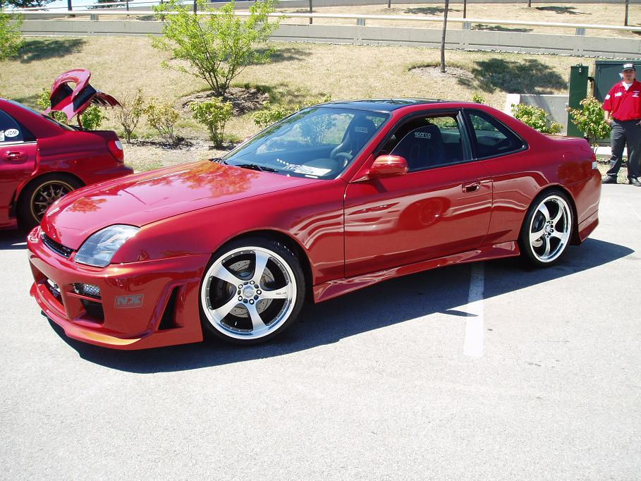 Front View - '98 Prelude SH
