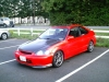 2000 Honda Civic Si by Unregistered