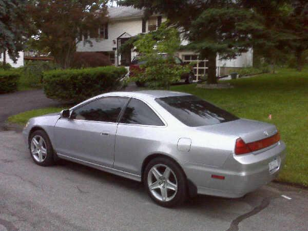 01 Accord Coupe V6