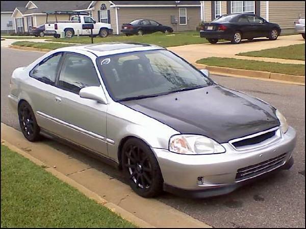 2000 Civic Ex