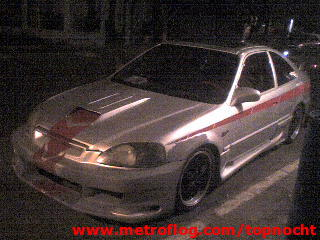 Civic Si 96