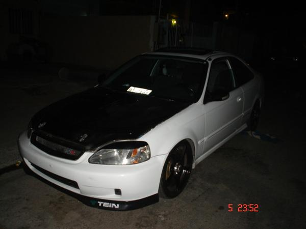 civic tj