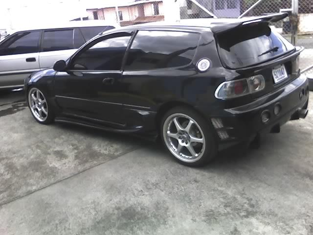My cousin´s car