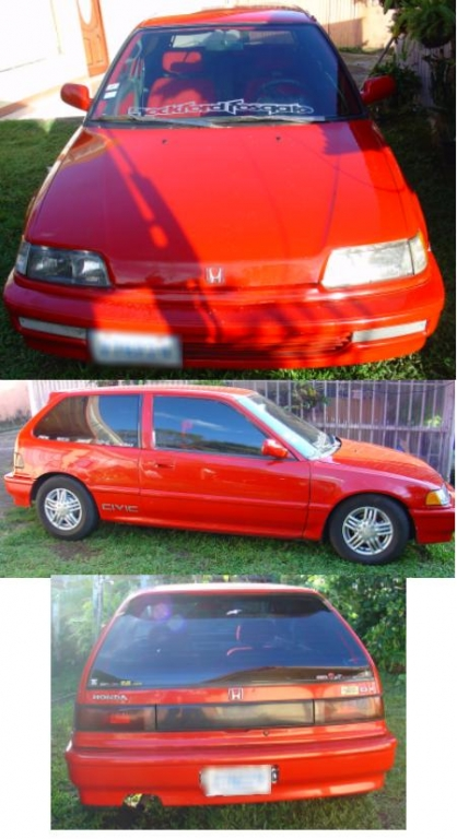Civic from Costa Rica