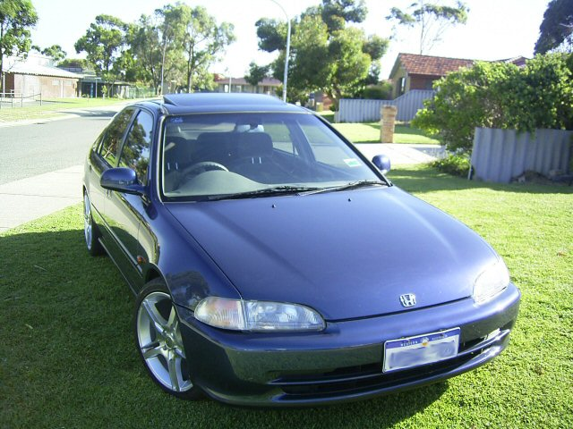 '95 Civic