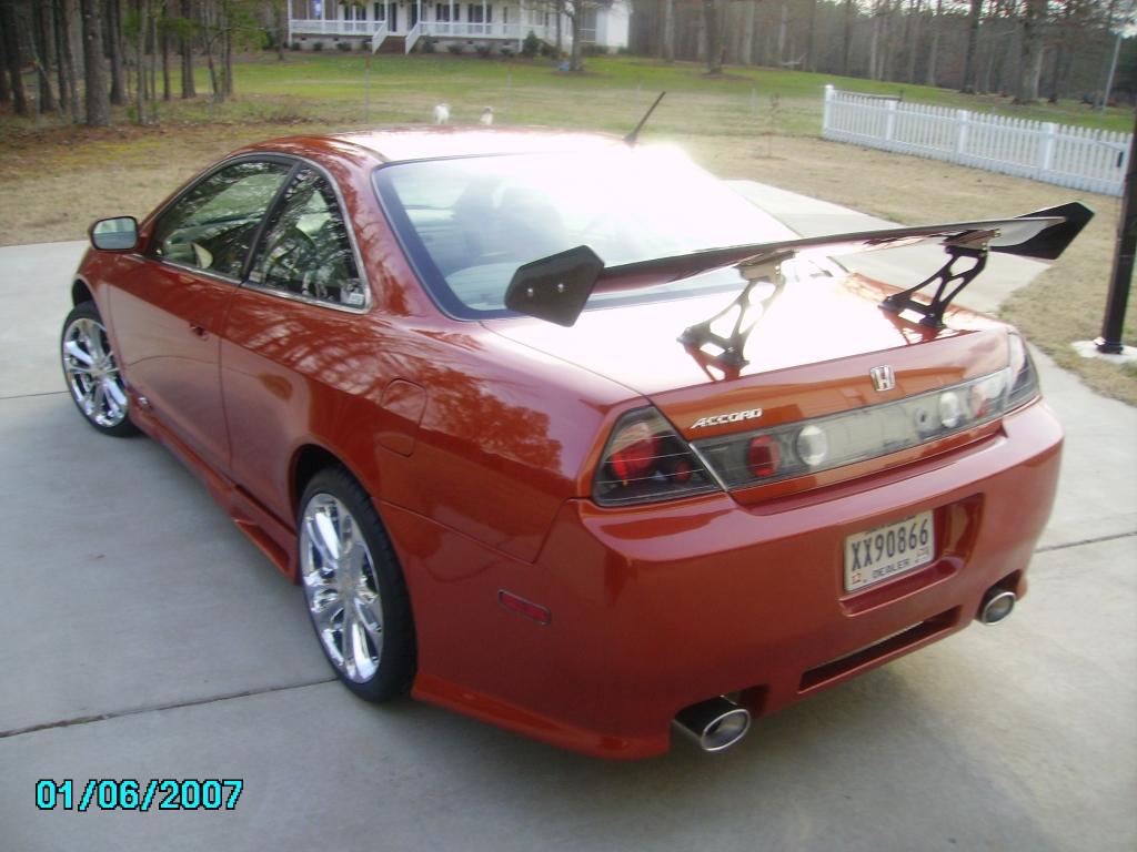 Good My U002799 Accord Coupe