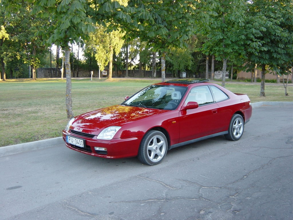 One of my Preludes I sold