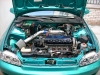 Honda Civic EX by gazu