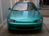 Honda Civic EX 1994 by gazu