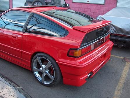 MY CRXsi 88