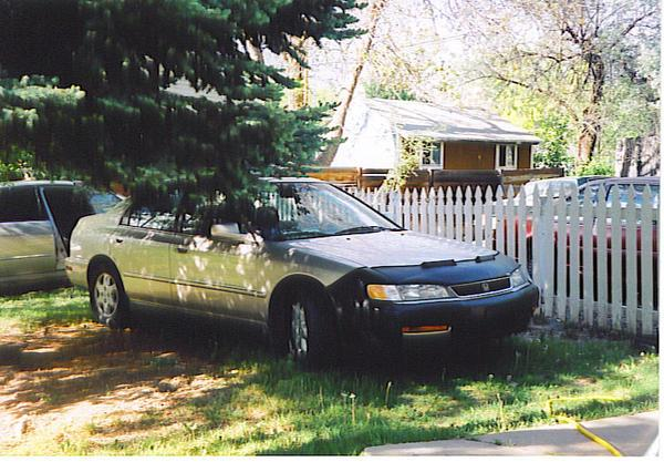 1996 honda accord v6