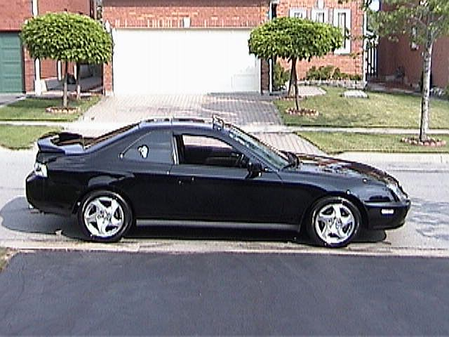My '98 Lude, after a fresh wash/wax...