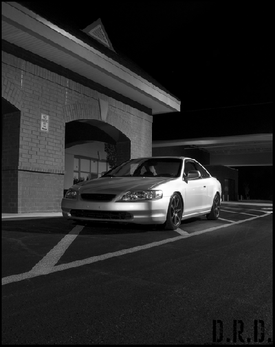 new picture of my accord