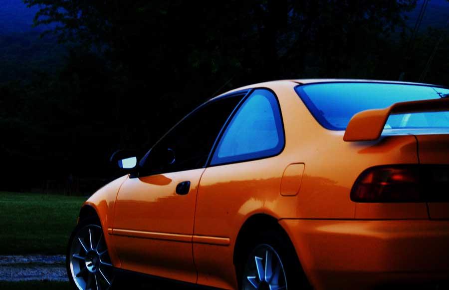 My 93 Civic