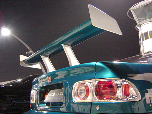 great wing for a great machine