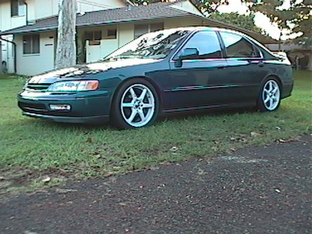 94 Accord Left Front2