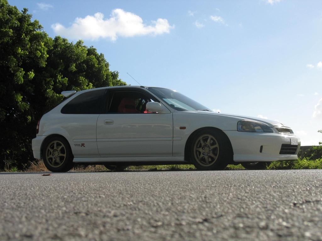 Honda Pics 230