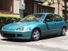 93 Civic Hatch DX by Shaggy23