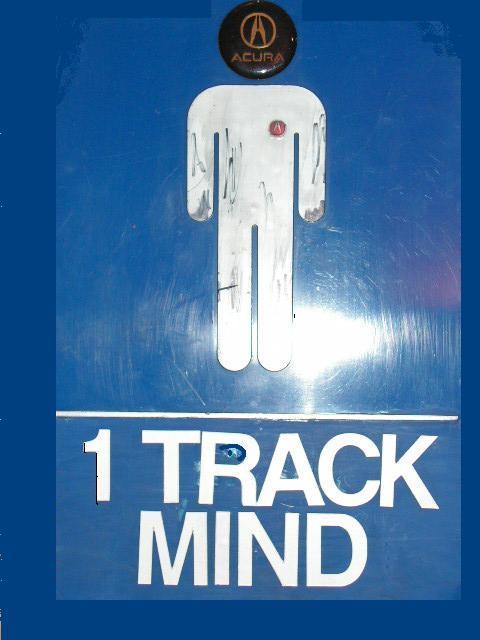 1 tracked mind