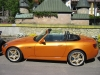 Orange S2000 Chop by 90CRX