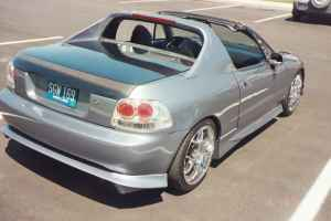 My 93 Del Sol Si