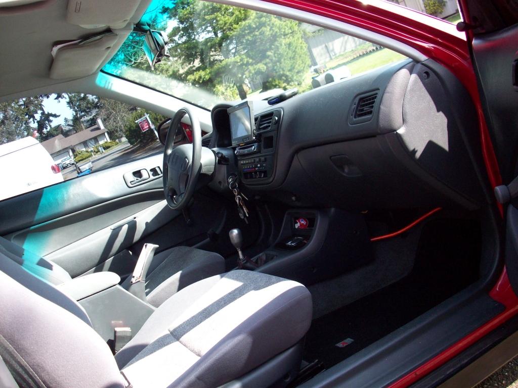 96 Civic Hb B16 Int