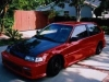 1991 Civic Hatchback JDM SiR DOHC VTEC by Honda B18C