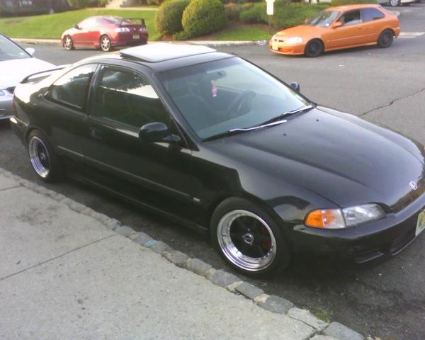 My Eg Coupe