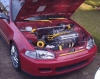 No show '95 Civic hybrid by Fredless