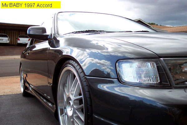 1997 accord ex-t (turbo if u but noe that)