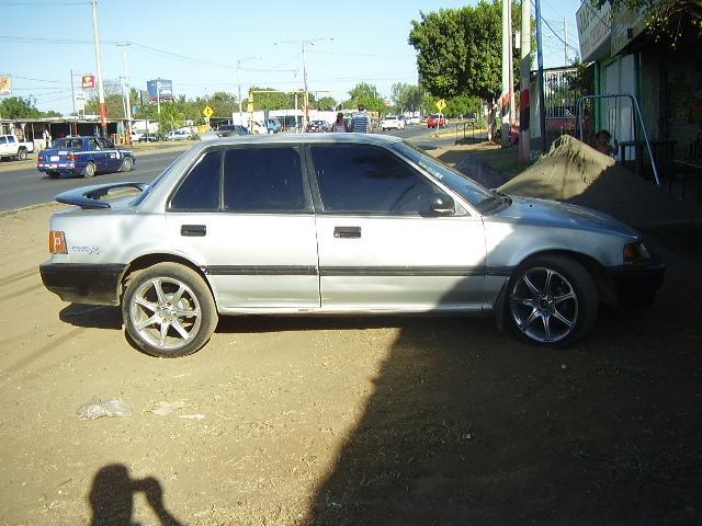 My Honda Civic