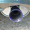 Greddy SE Spectrum Elite Exhaust Tip Rear