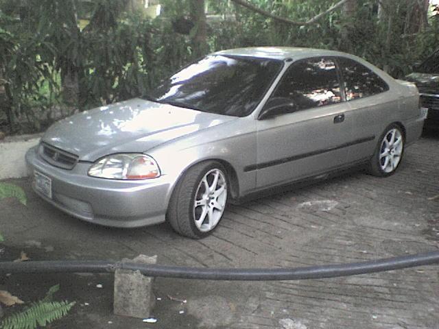 Honda Civic Dx 98