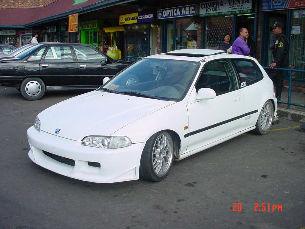 colombian civic