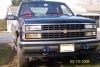 1991 chevy k1500 by twizded89