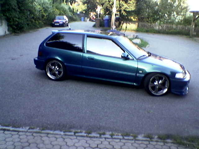 Civic Tuned in Germany