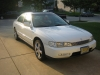 1995 Honda Accord Ex by oldredmazda