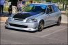 98 Civic Hatch by ek9b