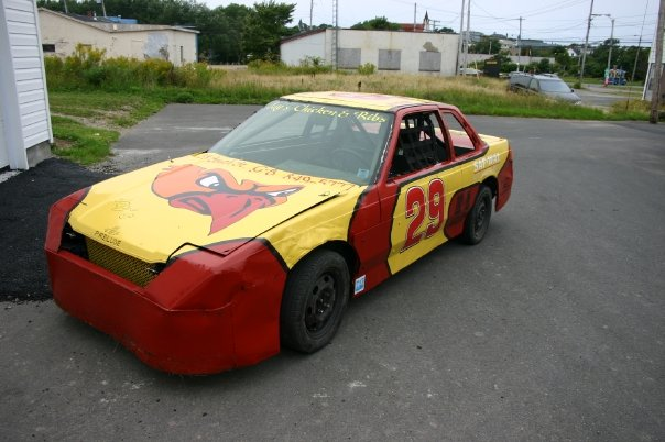 My Race Car.