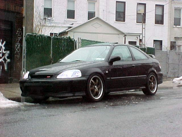 My 00 Civic SI 3