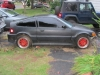 My 91 Crx Project Car by jester46357