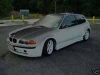 1994 Civic HB with 2002 3 series front by corollagts33
