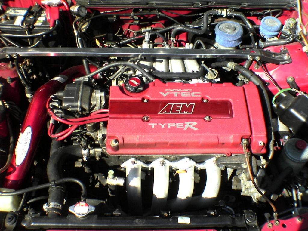 my babys engine