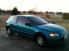 1992 Civic Vx
